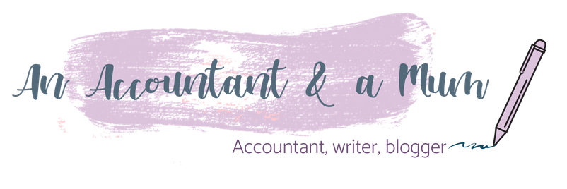 An accountant and a Mum